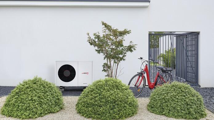 Tepelné čerpadlo s přírodním chladivem R290 s velmi nízkým GWP 3.