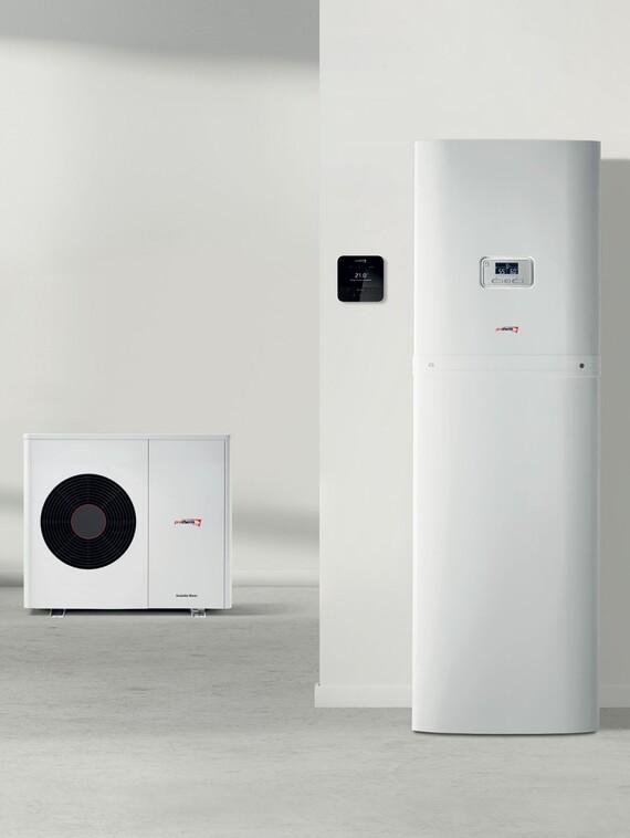 GeniaAir Mono - tepelné čerpadlo vzduch-voda